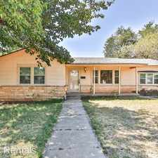 Rental info for 2611 44th Street in the Wheelock and Monterey area