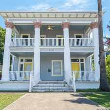 Rental info for 210 East Arsenal Street in the Downtown area