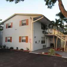 Rental info for S Federal Hwy & 12th Ave S in the Lake Worth area