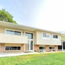Rental info for 563 East 3750 North