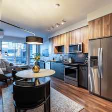 Rental info for Alexan 100 in the Lower Queen Anne area