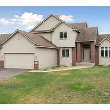 Rental info for 1274 128th Avenue Northwest in the Coon Rapids area