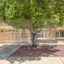 Rental info for Charming 3 Bedroom in Glendale! in the Arrowhead Ranch area