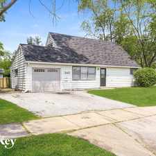 Rental info for 340 Westgate Drive in the Park Forest area