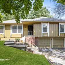 Rental info for 7916 Sunset Circle in the Grandview area