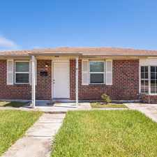Rental info for 644 Spartan Ln in the Kenner area