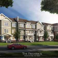 Rental info for The Frederick - New Construction
