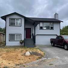 Rental info for 9921 2nd Ave Ct E