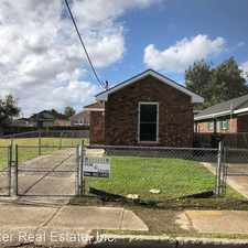 Rental info for 2126 Piety St. in the St. Claude area