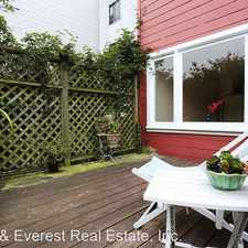 Rental info for 1638 10th Avenue in the Golden Gate Heights area