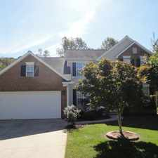 Rental info for 4162 Turnberry Park Court in the Winston-Salem area