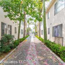 Rental info for 3742-50 Bentley Ave. in the Mar Vista area