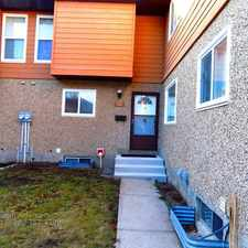 Rental info for #72 3812 20 Avenue NW in the Daly Grove area