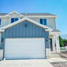 Rental info for 889 E 180 S in the American Fork area