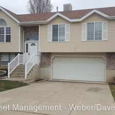 Rental info for 4128 South Lily Drive