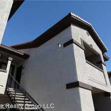 Rental info for 45 Maleena Mesa St Unit 1123 in the McCullough Hills area