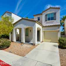 Rental info for 1302 HORIZON VILLAGE AVE in the Paradise area