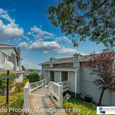 Rental info for 2279 Clearview Circle in the Benicia area