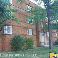 Rental info for 3904-206 in the Cleveland Heights area