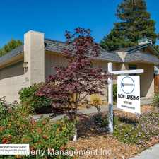 Rental info for 1583 London Circle in the Benicia area