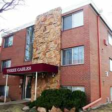Rental info for Three Gables in the Englewood area