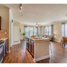 Rental info for Hunter's Cove Apartments in the Waxahachie area
