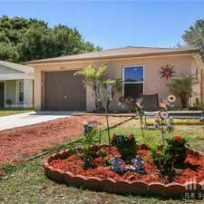Rental info for 4409 Venice Drive Land O' Lakes Fl in the Land O' Lakes area