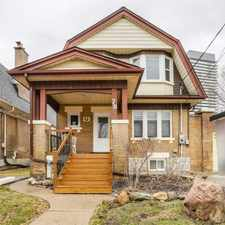 Rental info for Church St & Rosemount Ave in the Humber Heights-Westmount area
