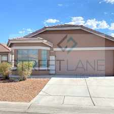 Rental info for Charming 4 Bedroom in Las Vegas! in the Whitney area