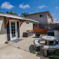 Rental info for 564 13th St. - #B in the Imperial Beach area