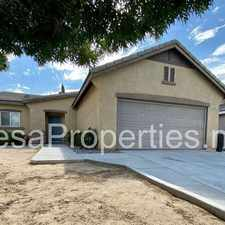 Rental info for 14171 Gaucho Ct in the Adelanto area