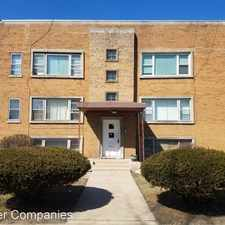 Rental info for 1102 Beacon 21 in the East Chicago area