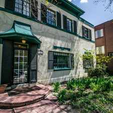 Rental info for 1270 Logan St in the Capitol Hill area