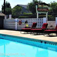 Rental info for 1106 E. Washington Ave. Apt. D in the Rancho San Diego area