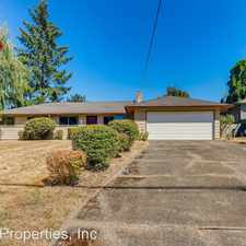 Rental info for 12155 SW Summer St in the Tigard Neighborhood Area 2 area