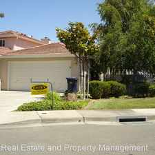 Rental info for 339 Columbia Circle in the Benicia area
