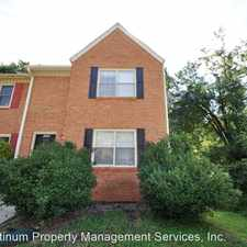 Rental info for 1052 Westfield Trace Drive in the Smyrna area