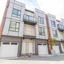 Rental info for (ORCA_REF#161979055)1400sq/ft townhouse @Terraces 2 3bed/21/2 bath with awesome roof top deck in the Langley Township area