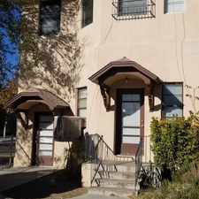Rental info for 721 COPPER AVE NW in the South Valley area
