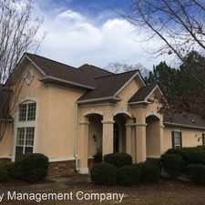 Rental info for 1267 Grove Park in the Opelika area