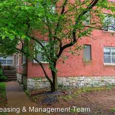 Rental info for 5576 Pershing Ave - #22 in the DeBaliviere Place area