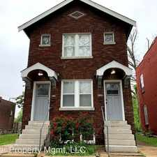 Rental info for 3739-41 Ohio Ave - 3739 Ohio Ave B in the Gravois Park area