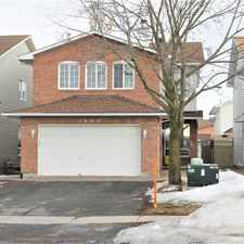 Rental info for 1859 Belcourt Boulevard in the Orleans area