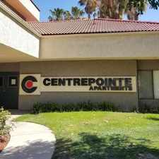 Rental info for Centrepointe Apartments in the Cooley Ranch area