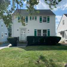 Rental info for 4890 E 95th St in the Garfield Heights area