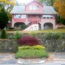 Rental info for Second Floor Apartment In A Two Family - 1 Bedr... in the West Newton area