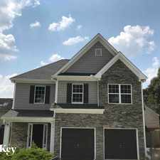 Rental info for 3221 McEver Woods Trail in the Kennesaw area