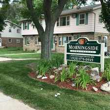 Rental info for 202 220 Morningside Dr in the Fond du Lac area