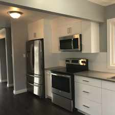 Rental info for Upgraded spacious 3 bed 1 bath main floor*Utilities Included*Fenced yard in the Rosslyn area
