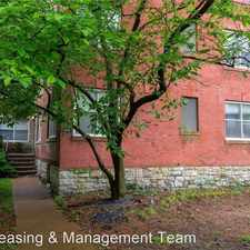 Rental info for 5576 Pershing Ave in the DeBaliviere Place area